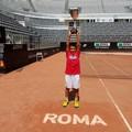 Tennis, un barlettano trionfa al Foro Italico: Piazzolla vince il Master FIT Kinder