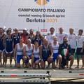 Campionati italiani di Beach sprint: due medaglie d'oro per gli atleti barlettani della Lega Navale Barletta