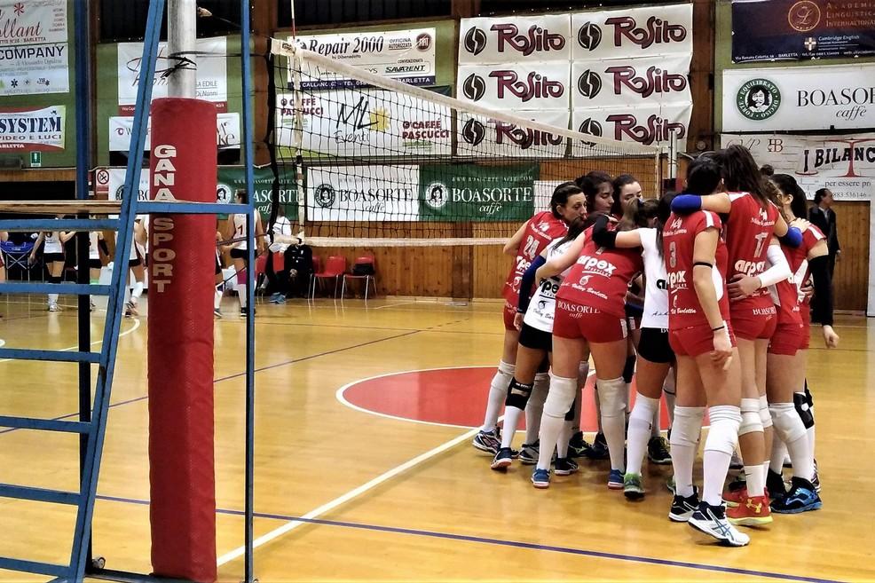Boasorte Volley Barletta