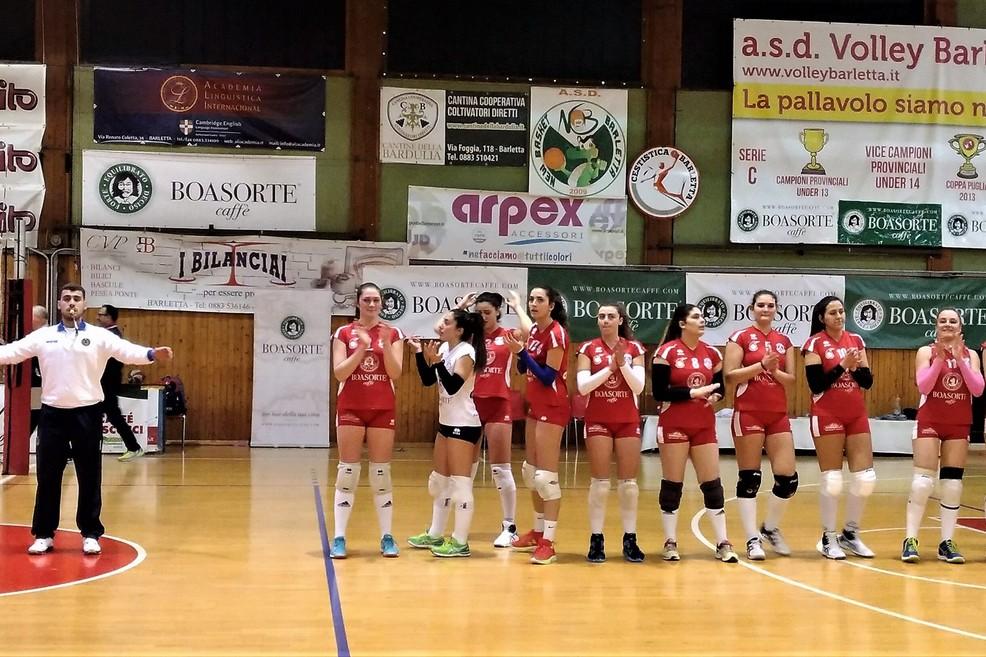 Derby decisivo per la Boasorte Volley, in campo per i play-off