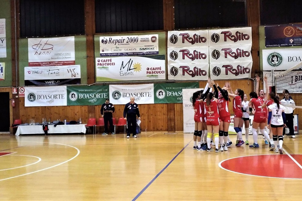 Boasorte Volley Barletta