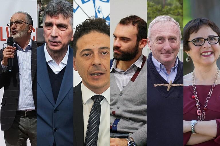 Candidati alla carica di sindaco di Barletta