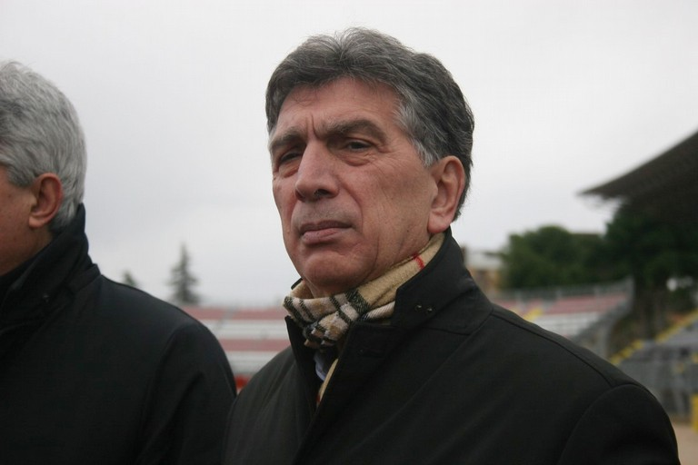 Cosimo Cannito (Foto Ida Vinella)