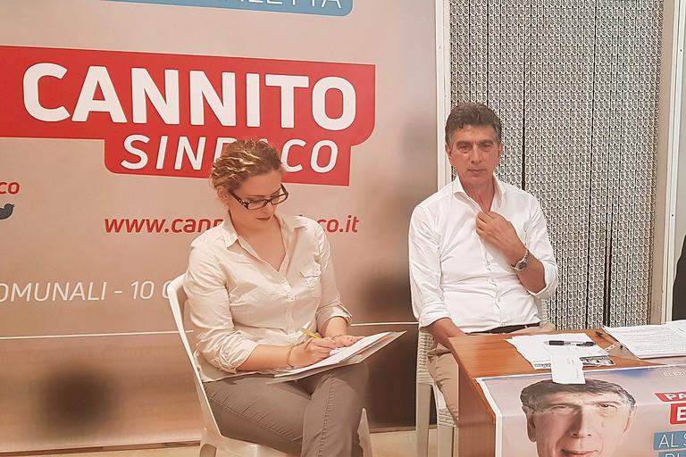 Intervista al candidato sindaco Mino Cannito