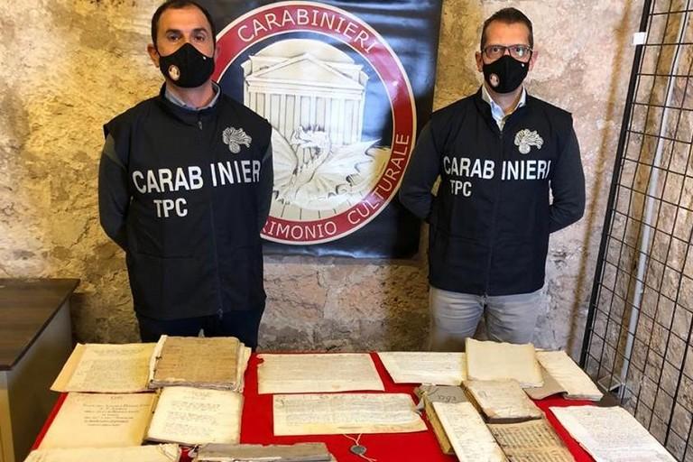 Carabinieri del Nucleo per la Tutela del Patrimonio Culturale