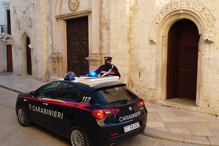 Carabinieri Barletta
