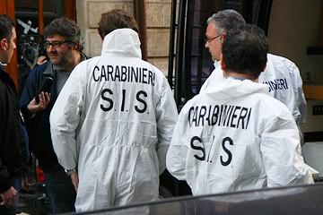 Carabinieri SIS Scientifica