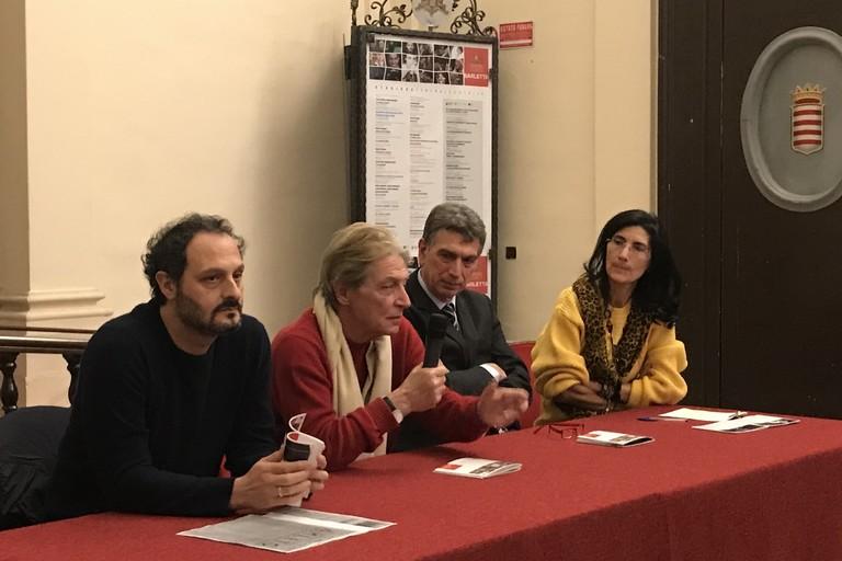 Carlo Cecchi al Teatro