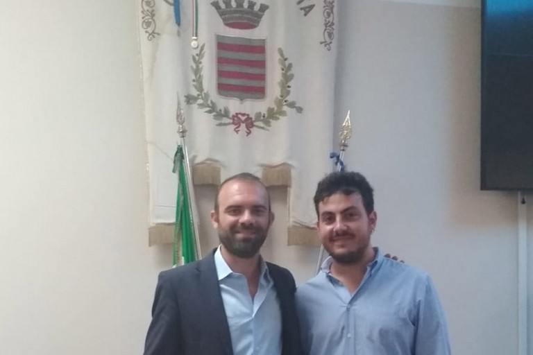 Carmine Doronzo e Ruggiero Quarto