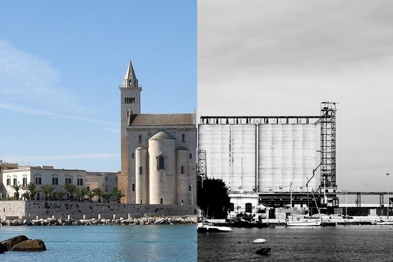 Silos Barletta - Cattedrale di Trani. <span>Foto Alberto Simone - Massimiliano Cafagna</span>