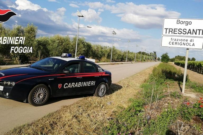 Carabinieri di Cerignola