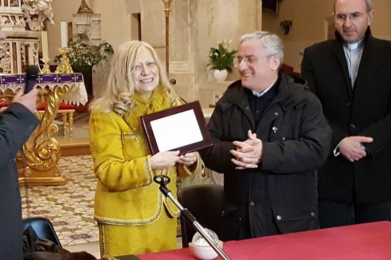 Maria Antonietta Cerniglia premiata
