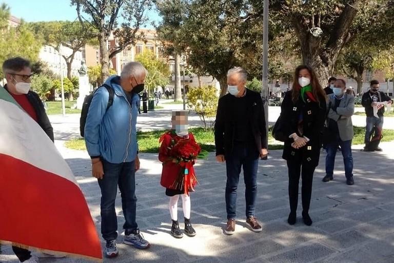 Cgil e Anpi, il ricordo del 25 aprile a Barletta