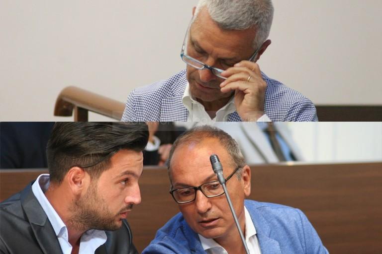 Ciniero, Dimonte, Damato