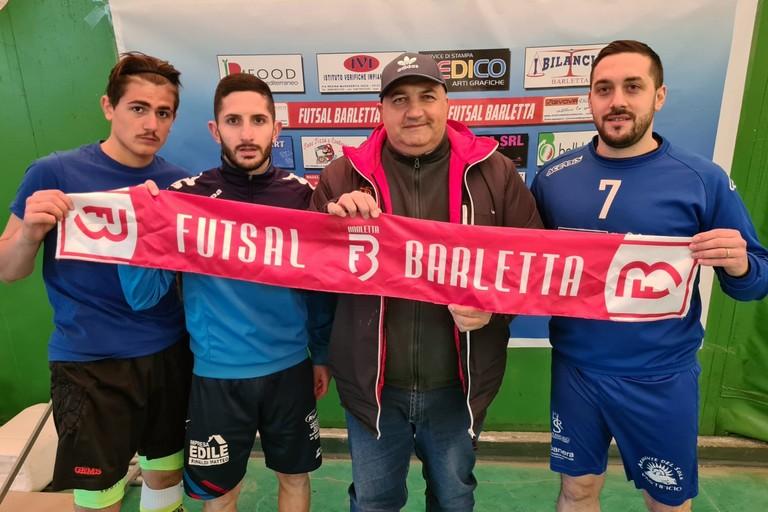 Claudio Ortuso, Norman Nata e Michele Palumbo