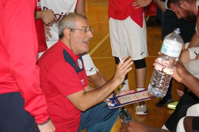 Rosito Barletta, coach Degni
