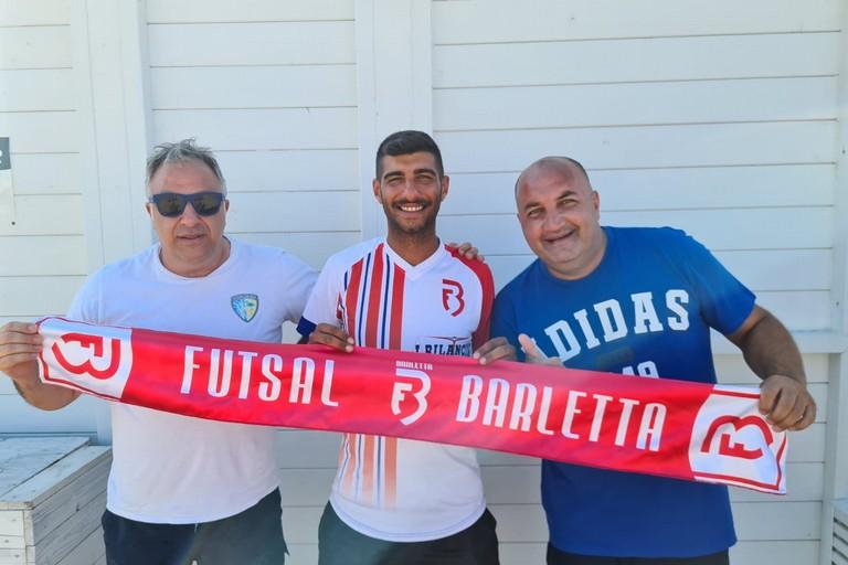 Cosimo Petruzzo Futsal Barletta