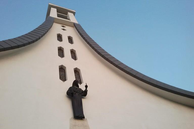 Riapre la parrocchia del Cuore Immacolato di Maria