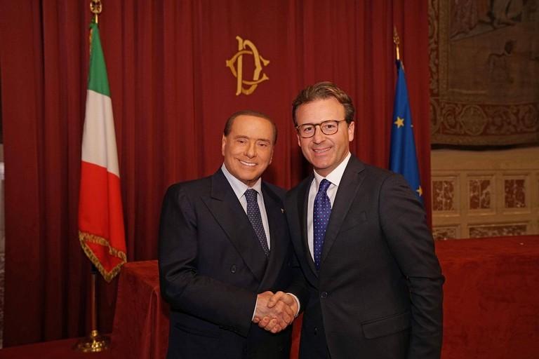 Il senatore di Barletta Dario Damiani è vice commissario di Forza Italia in Puglia