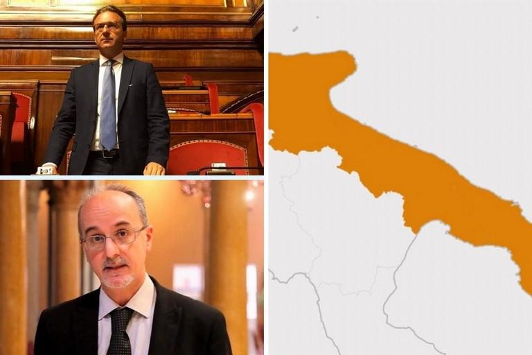 Damiani, Lopalco: caos Covid in Puglia