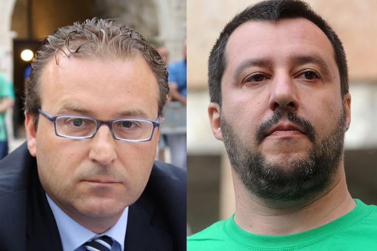 Dario Damiani, Matteo Salvini
