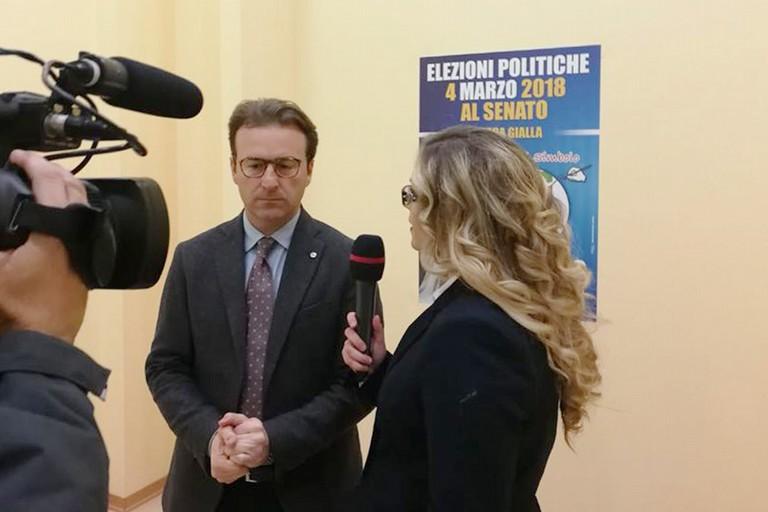 Intervista a Dario Damiani