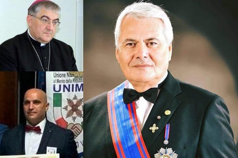 Delegazione Regione Puglia della Fondazione Internazionale Papa Clemente XI Albani