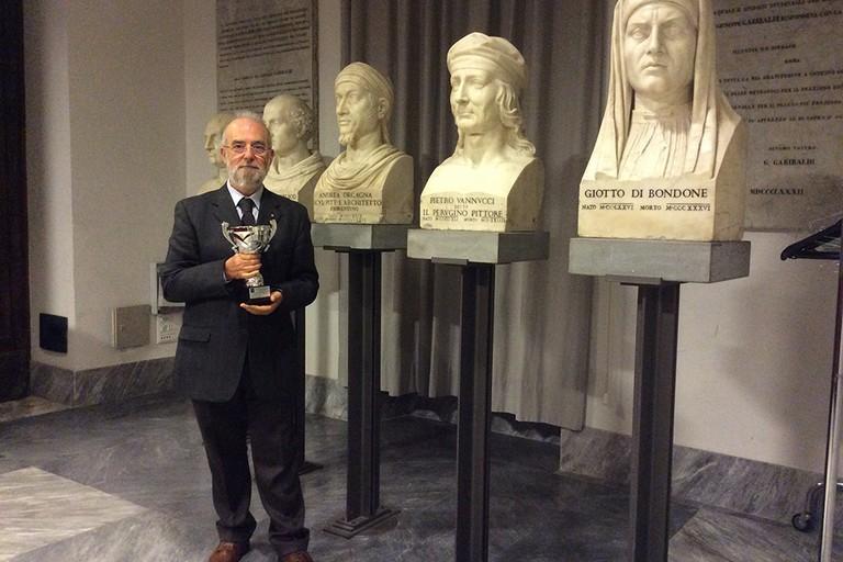 Premio nazionale AlberoAndronico, vince una poesia del prof. di Barletta Dellisanti