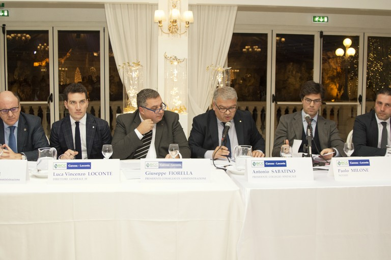 Banca BCC Canosa-Loconia: assemblea dei soci
