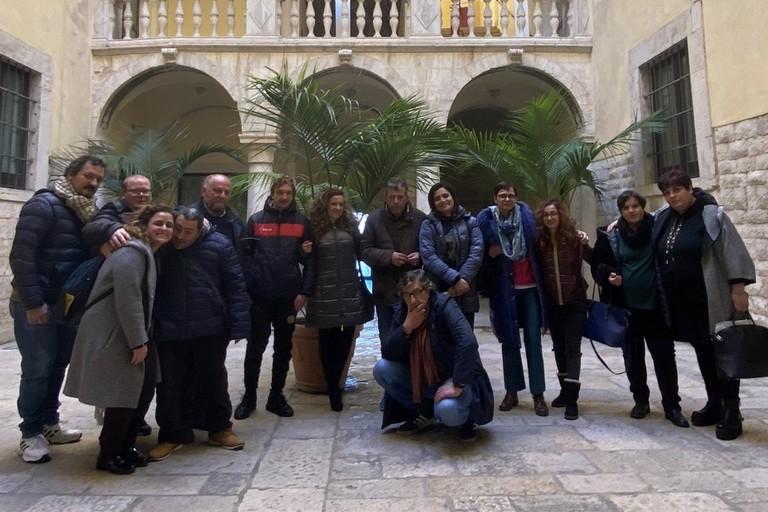 Epasss a Palazzo della Marra