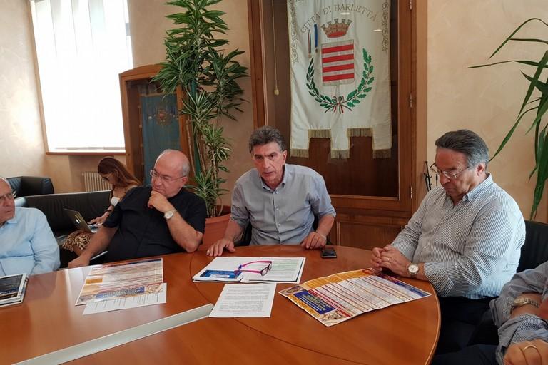 Presentate la Festa patronale e l'Estate barlettana 2018