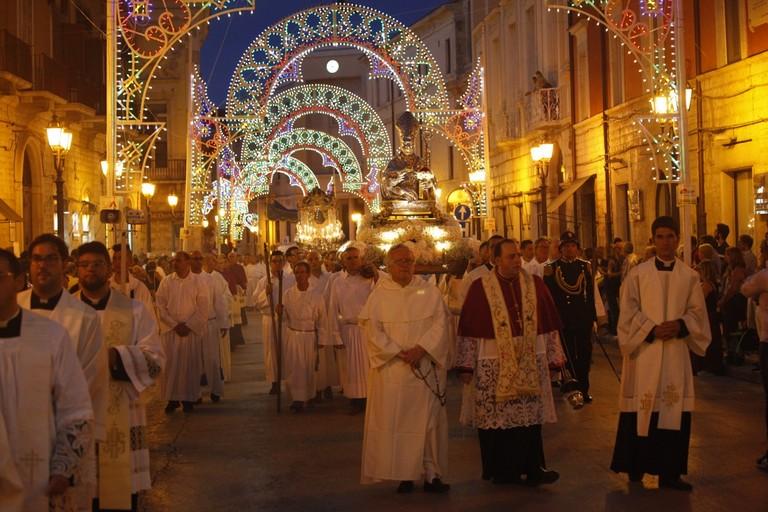 Festa patronale di Barletta