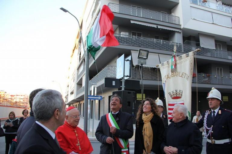 Una strada intitolata a padre Giuseppe Filograssi