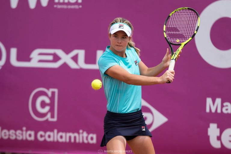 Internazionali femminili di Barletta Tennis Cup, la finale