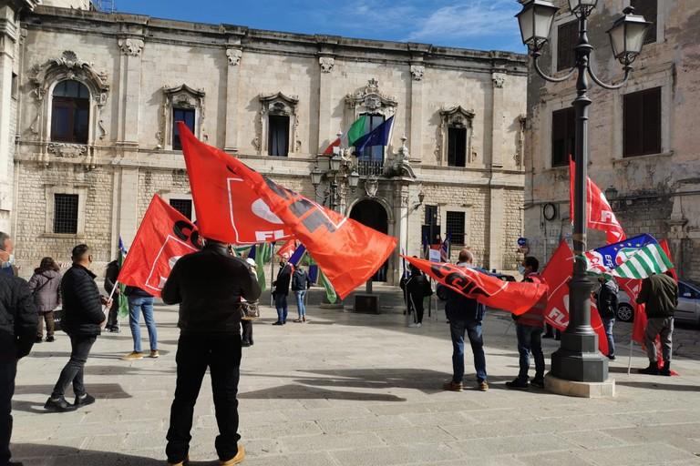 Lavoratori agricoli, la mobilitazione a Barletta