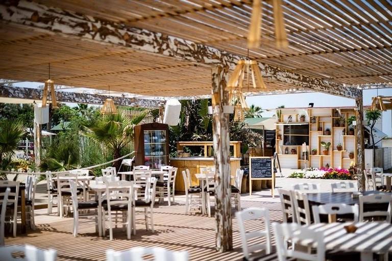 Flamingo Beach Bar. <span>Foto da Facebook</span>
