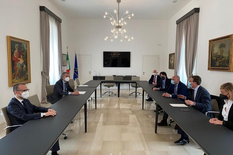 Forza Italia incontra il Prefetto