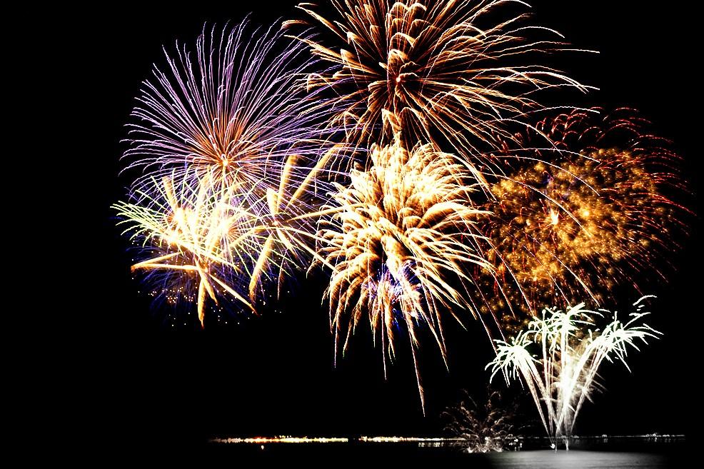 Annullati i fuochi d'artificio per la festa dell'Assunta