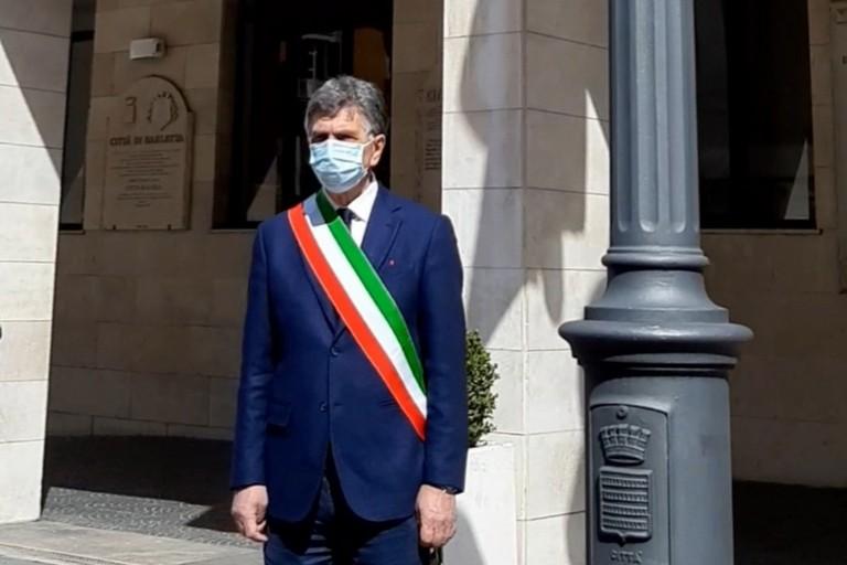 Il sindaco Cannito
