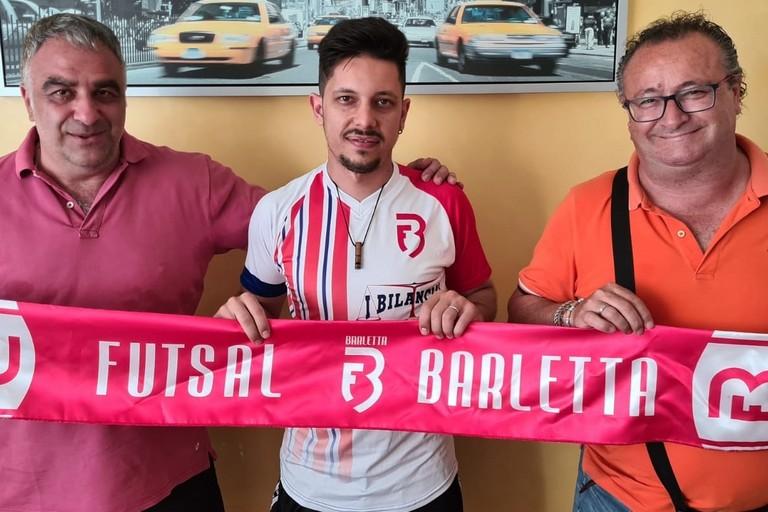 Giuseppe Schiavone Futsal Barletta