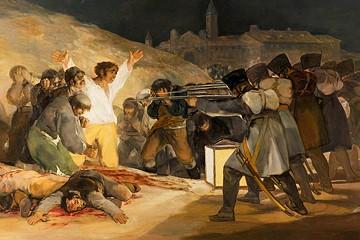 Goya - La fucilazione
