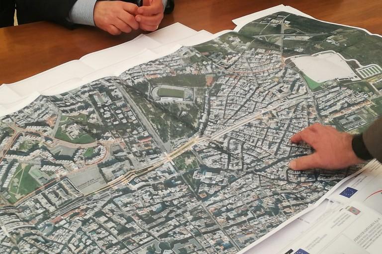 Grande progetto Bari Nord, la presentazione dell'opera