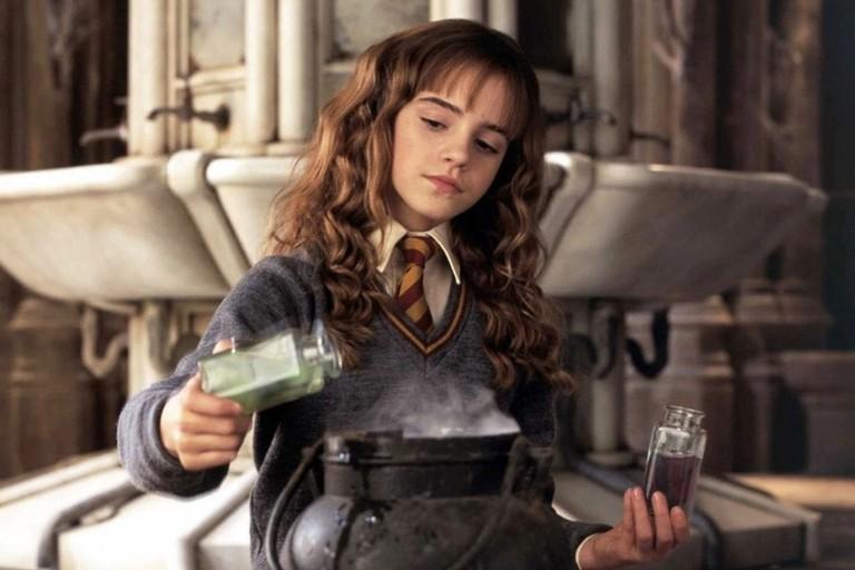 Scena dal film Harry Potter