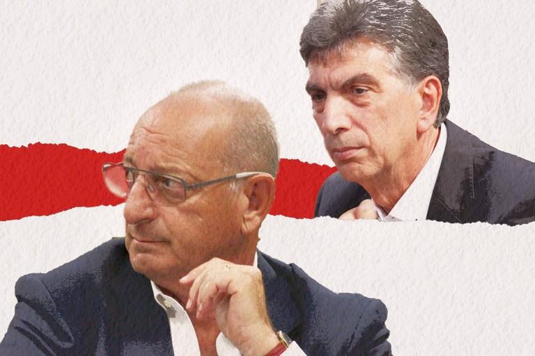 Cannito e Cefola. <span>Foto Ida Vinella</span>