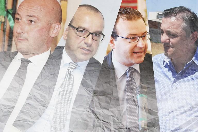 Politiche 2018, possibili candidati