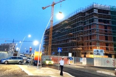 Barletta: Migliora l'illuminazione pubblica nella zona 167