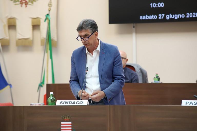Cosimo Cannito. <span>Foto Cosimo Campanella</span>