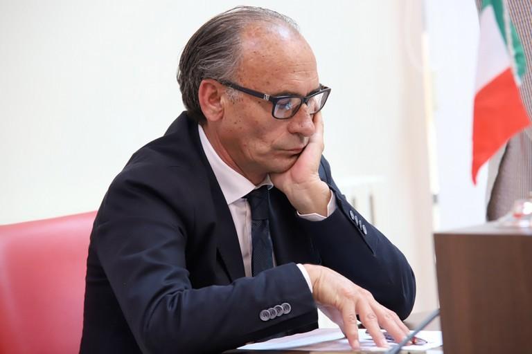 Giuseppe Dipaola. <span>Foto Cosimo Campanella</span>
