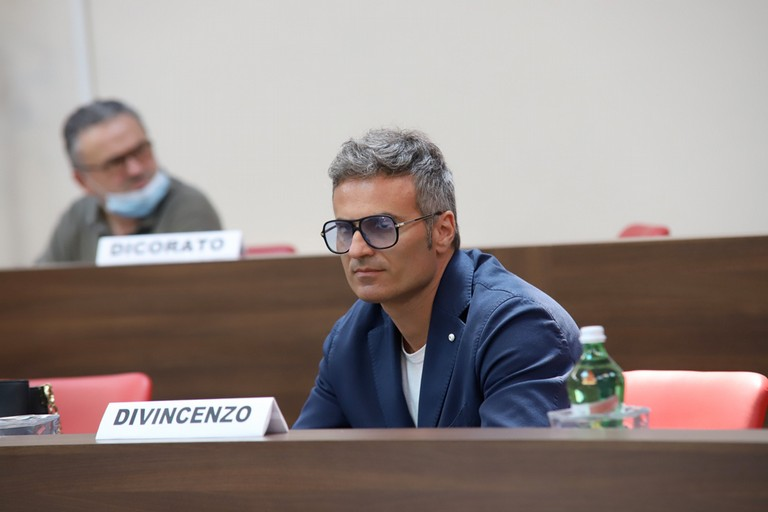 Antonio Divincenzo. <span>Foto Cosimo Campanella</span>