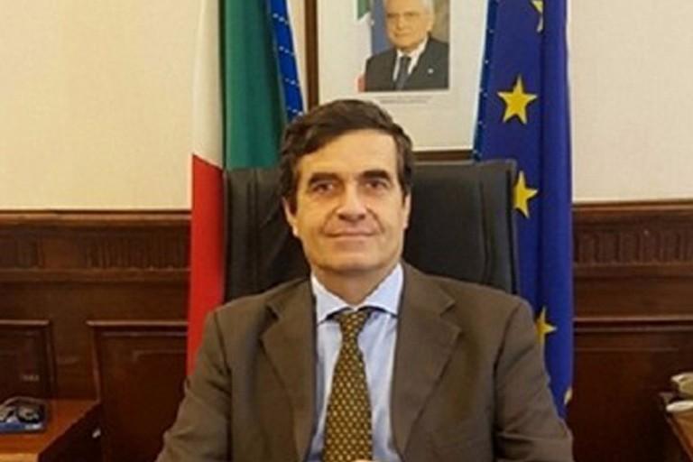 Prefetto Bat Emilio Dario Sensi